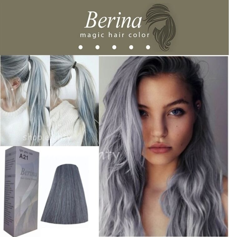 farve til gråt hår