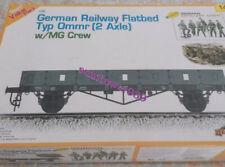 German Railway Gondola 1:35 Plastic Model Kit DRAGON MODELS