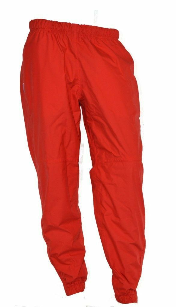 Boathouse Sports M-3XL Gore-Tex Weather Proof Lined  Pants Red Elastic Ankle Ski  free shipping worldwide