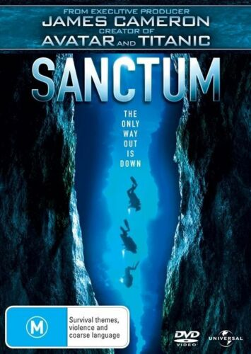 1 of 1 - Sanctum NEW R4 DVD