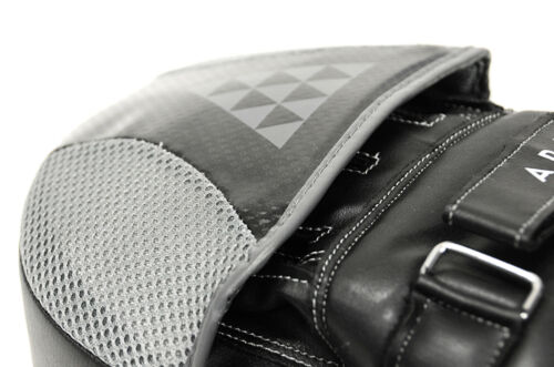 Details about  /Boxing Leather Training Focus Mitts Apaks