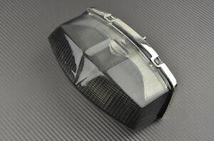 Tail light LED smoke with turn signal Kawasaki ZXR 750 ZX-R 1992 93 94 95