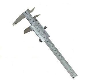 Mitutoyo 530 312 Vernier Caliper Metric Inch Range 0 150mm 0 6in 0 02mm 710185622651 Ebay