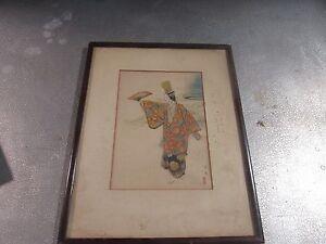 vintage geisha picture eBay