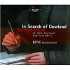In Search of Dowland: Consort Music of John Dowland and Carl Rütti (2014)