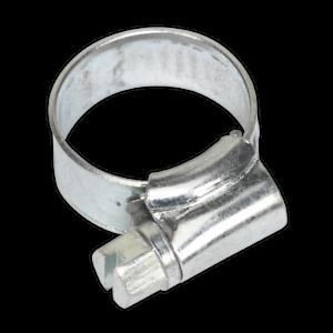 Tubo Clip SHC000 Sealey Tubo Clip Zincato Ø8-14mm x 30 materiali di consumo