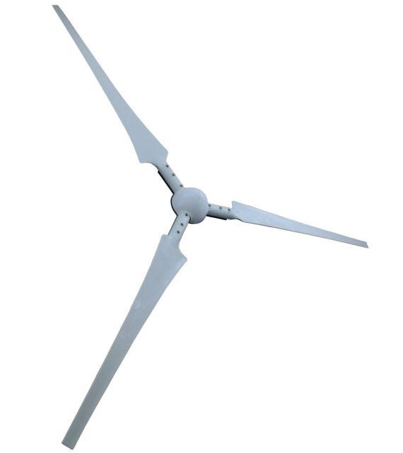 SET Flügel Ø2,25m für Windrad,Windgenerator, Windturbine, Windkraft iSTA-Breeze®