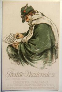 Cartolina-Prestito-Nazionale-Alpino-illustratore-Mazza-anni-039-10