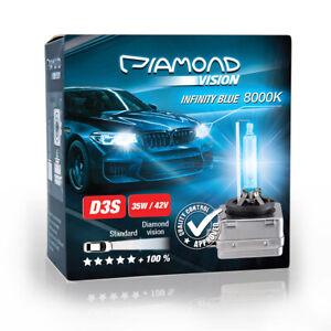 2X-D3S-8000K-35W-42V-HID-Xenon-Brenner-Abblendlicht-Fernlicht-Lampe