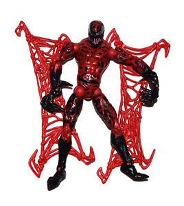 "Comic 6"" Spiderman Spider-Man Movie Carnage Loose Action Figure Venom Christmas"