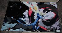 Nintendo Pokemon X Pokemon Y Video Game Poster 3ds