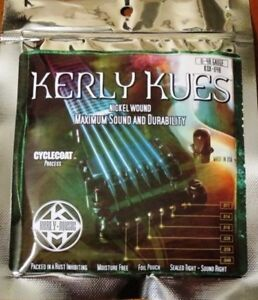 Guitar Strings Corrode Quickly : new kerly kues electric guitar strings 11 48 gauge nickel rust inhibit seal 894642001040 ebay ~ Hamham.info Haus und Dekorationen