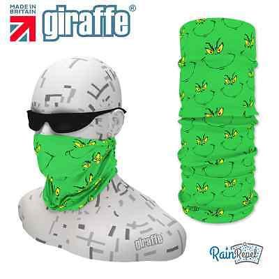 Extinction Rebellion Black Multi Face Mask bandana multifunctional headband