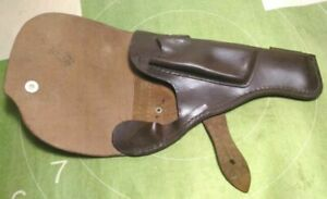 Original Russian Soviet TT 33 (tulskiy Tokarev) Leather Holster