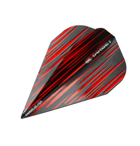 Target Vision Ultra Spectrum Dart Flights Available in 4 Shapes Red