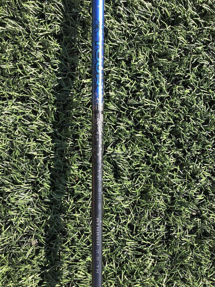 Kølle, grafit, TaylorMade M2 3 hybrid 19 grader