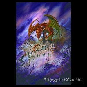 Poster Alchemy Snagov Aquarius Dragon