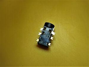 lot schwarz Kunststoff LX1 Gehäuse3,5mm Audio Klinkenstecker Kopfhöreran M0 5