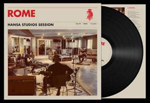 ROME-Hansa-Studios-Session-LP-RARE-Death-in-June-Ordo-Rosarius-Equilibrio