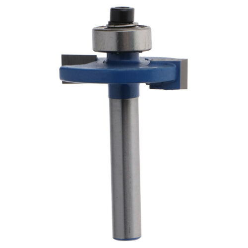 """1//4/"""" Shank Router Bit for Woodworking Tool Slotting Router Bit Slot Cutter"""
