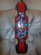 Bulldog Skates Grey bottom Shogo Longboard - Signed by Wes AND Shogo