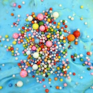 Glossy-Slime-034-UNICORN-CEREAL-MILK-034-Blue-Floam-Fruit-Loops-Scent-2-4-6-8-oz-Sizes