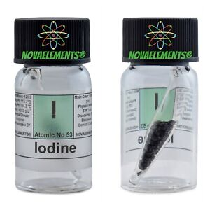 Iodine-element-53-sample-2g-in-ampoule-inside-labeled-glass-vial-pure-99-99