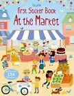 First Sticker Book Market by Lucy Bowman (Paperback, 2014)