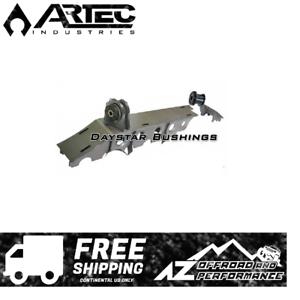 ARTEC Front Dana 44 Axle Truss w// Daystar Bushings 03-06 Jeep Wrangler TJ LJ Raw