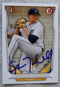 Honkbal Spencer Turnbull Detroit Tigers 2014 Bowman Draft Card