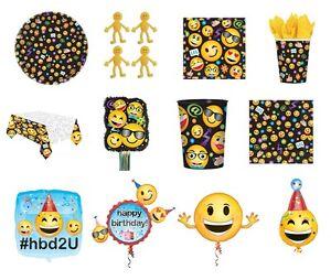 LOL-vaisselle-de-fete-anniversaire-Ballons-Decorations-Fournitures-Emoji-Facade