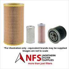 Neuson 1001 MINI CON CASSONE RIBALTABILE YANMAR 3TNV76 ENG Kit Filtro (OLIO, ARIA, filtri di carburante 2x)