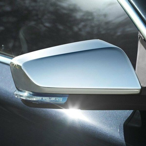 For Chevy Impala 2017 2018 Saa Chrome Replacement Mirror Covers Online Ebay