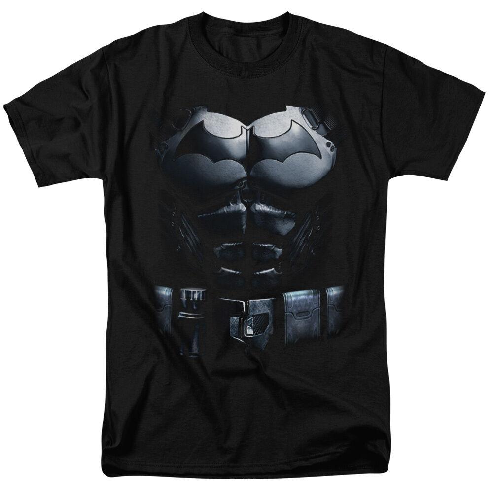 Batman Arkham Origins UNIFORM Costume Shirt Licensed T-Shirt All Größes