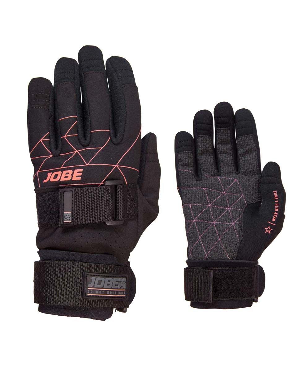 Jobe Grip Gloves Damens Handschuh Handschuh Damens Kite SUP NEU Segeln Jetski Handschuhe J18 e17828