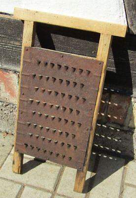 Mutig Krauthobel Gemüsehobel Küchenhobel Um 1930 Fortgeschrittene Technologie üBernehmen Werkzeuge Alte Berufe