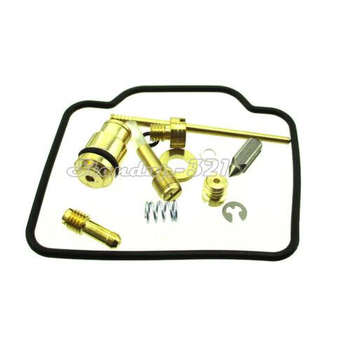 Carburetor Rebuild Kit for 1997-1999 Suzuki LTF250//LTF250F Quadrunner