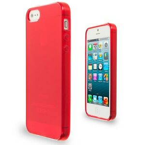 carcasa iphone se roja