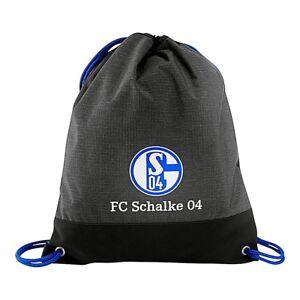 FC-Schalke-04-Fanartikel-Sportbeutel-Transport-Tragetasche-fuer-Freizeit-bag