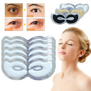 Crystal-Gold-Collagen-Gel-Anti-Wrinkle-Dark-Circle-Under-Eye-Patches-Mask-Pad-TA