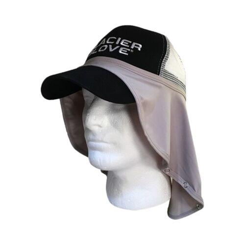 Glacier Glove Clothing Tubular Headwear G//G Universal Sun Shade L-Gy