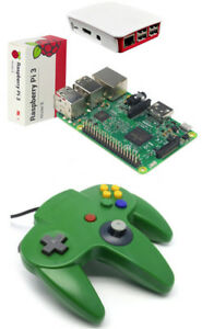 N64-Style-USB-Controller-Game-Pad-For-Raspberry-Pi-3-RetroPie-PC-MAC