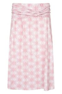Mountain Warehouse Seaside Womens Recycled Jersey Skirt - Recycled Fabric Ladies