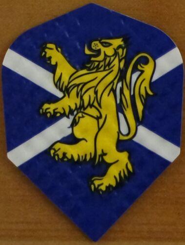 """10X3 10 Sets /""""Scotland Griffin/"""" Dimplex Dart Flights."""