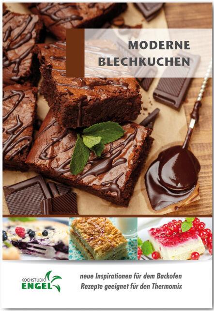 moderne blechkuchen - rezepte geeignet für den thermomix