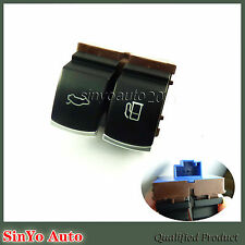 New Chrome Gas Fuel Tank Trunk Release Button Switch for VW Passat CC B6