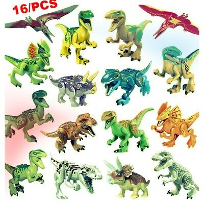 legoing park dinosaur animals Toys figures sets indominus