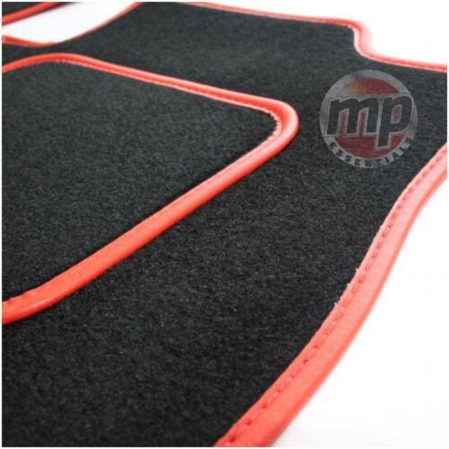 Trim Perfect Fit Nero Tappeti AUTO Tappetini Set per Alfa Romeo Sprint 76-89