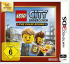LEGO City Undercover: The Chase Begins (Nintendo 3DS, 2016)