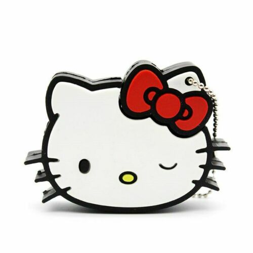 Pen Drive 4GB 8GB 16GB 32GB 64GB Lovely Hello Kitty Usb 2.0 Flash Memory Stick